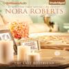 Nora Roberts - The Last Boyfriend: The Inn BoonsBoro Trilogy, Book 2 (Unabridged) bild