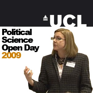 Political Science Open Day - Audio