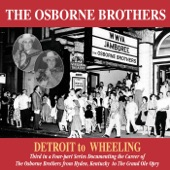 The Osborne Brothers - Down In the Willow Garden
