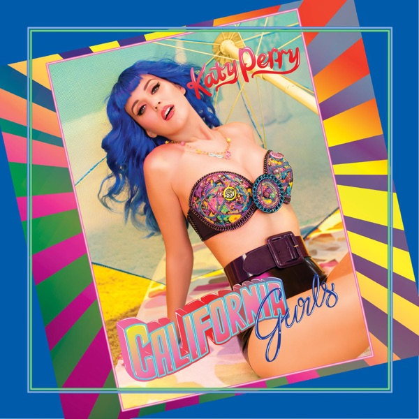 Cover art for California Gurls