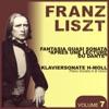 Liszt : Fantasia quasi sonata 'Apres une lecture du Dante' & Piano Sonata, in B Minor ジャケット写真