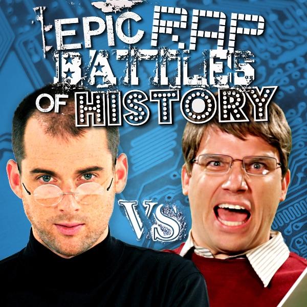steve jobs vs bill gates single by epic rap battles of history on