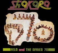 Fela Kuti - Shakara artwork