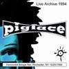Horizontal Boogie Bar, Rochester, NY 10/25/94, Pigface
