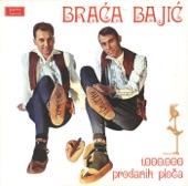 Braca Bajic - Ucvetala basta - ( Audio )