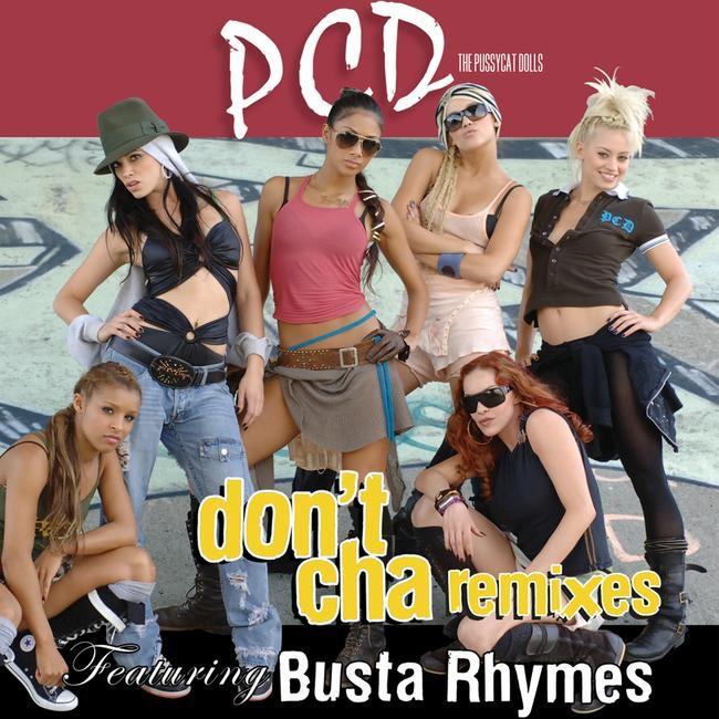 pussycat dolls album covers