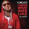 I Know What She Like feat Yo Gotti Single