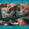 Silver Apples Live - Single ジャケット写真
