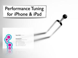 LIDG 20 Performance Tuning by Roger Moffatt