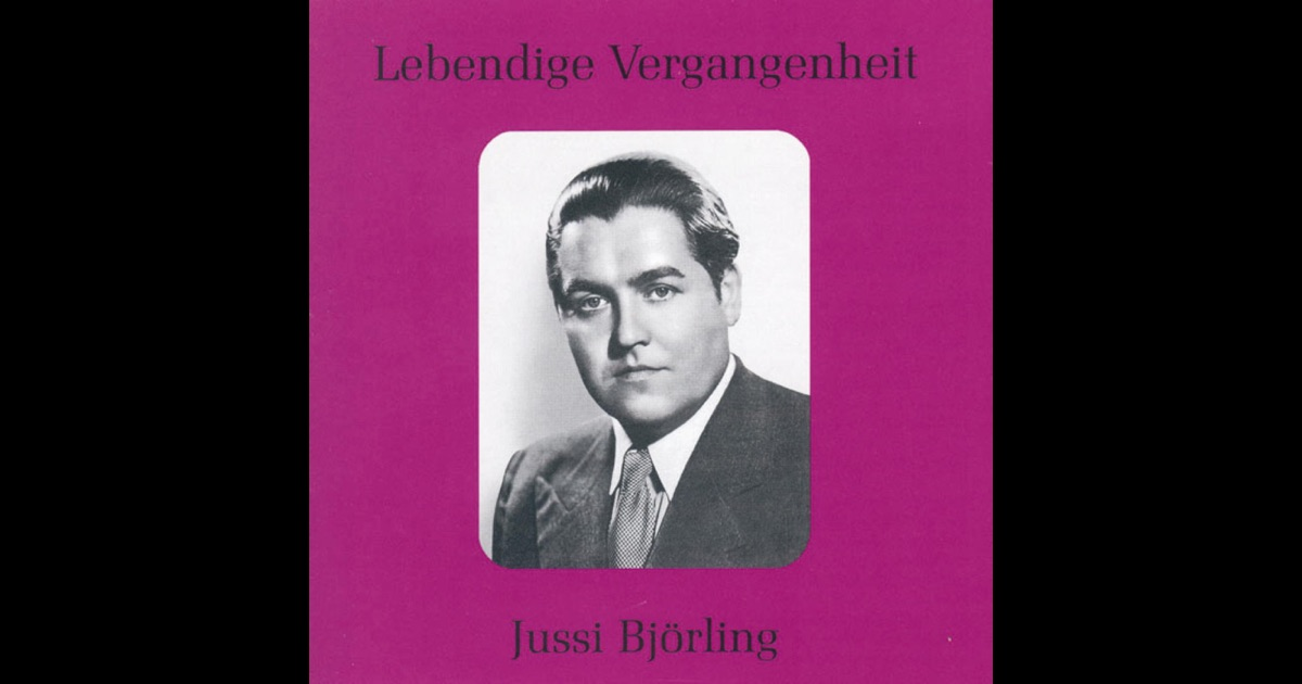 Jussi Björling Collection Vol. 2 - Sånger På Svenska / Songs In Swedish 1929-37