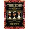 AAA TOUR 2012 -777- TRIPLE SEVEN ジャケット写真