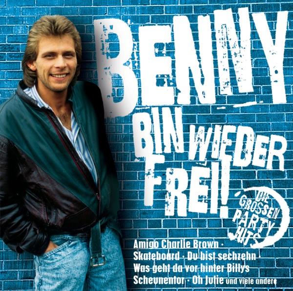 BENNY mit Bin wieder frei