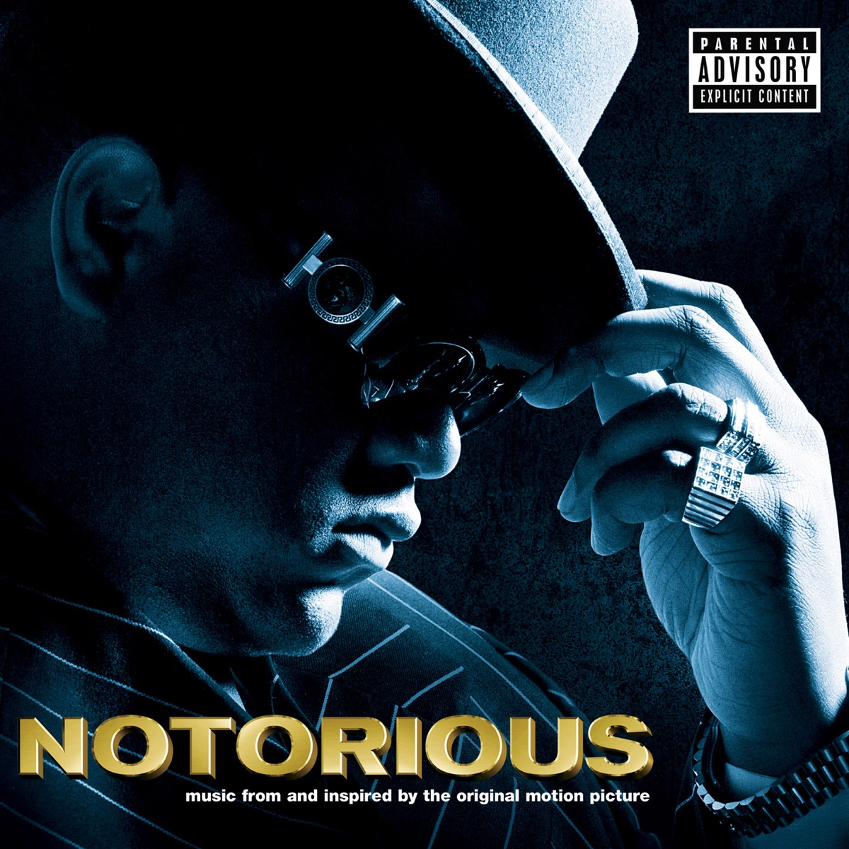Notorious Music from and Inspired By the Original Motion Picture Deluxe Version The Notorious BIG CD cover