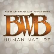 Human Nature (feat. Rick Braun, Kirk Whalum & Norman Brown) - BWB, Kirk Whalum & Norman Brown