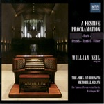 Willam Neil - Toccata and Fugue In D Minor, BWV 565: Toccata and Fuge In D Minor, BWV 565