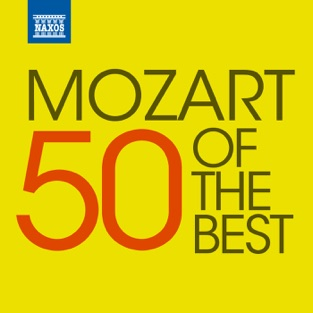 50 of the Best: Mozart – Various Artists
