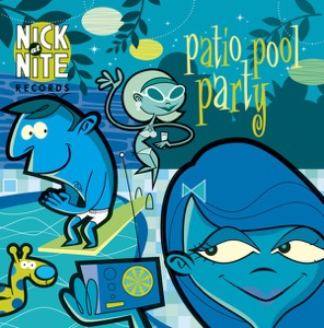 Patio Pool Party