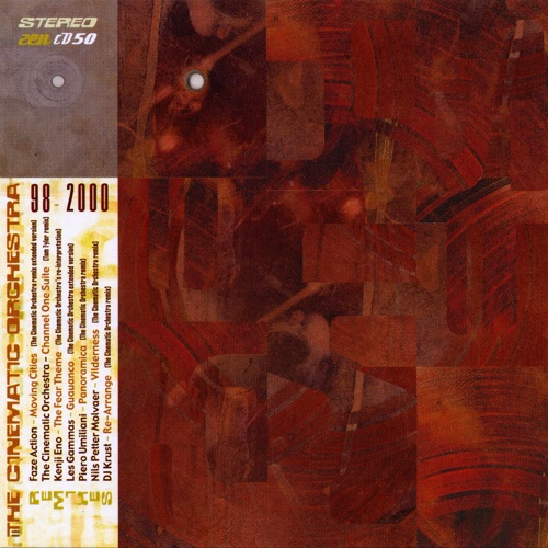 The Cinematic Orchestra - Remixes 98 - 2000