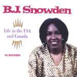 BJ Snowden - In Canada