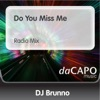 Do You Miss Me Radio Mix feat Jenny Single