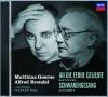 Schubert: Schwanengesang - Beethoven: An die Ferne Geliebte ジャケット写真