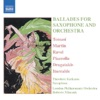 Ballades for Saxophone and Orchestra