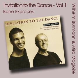 Invitation to the dance vol 1 ballet class music barre invitation to the dance vol 1 ballet class music barre exercises stopboris Images