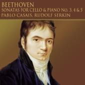 Rudolf Serkin - Sonata for cello & piano No. 4, in C Major, Op. 102, No. 1: II. Adagio.Allegro vivace