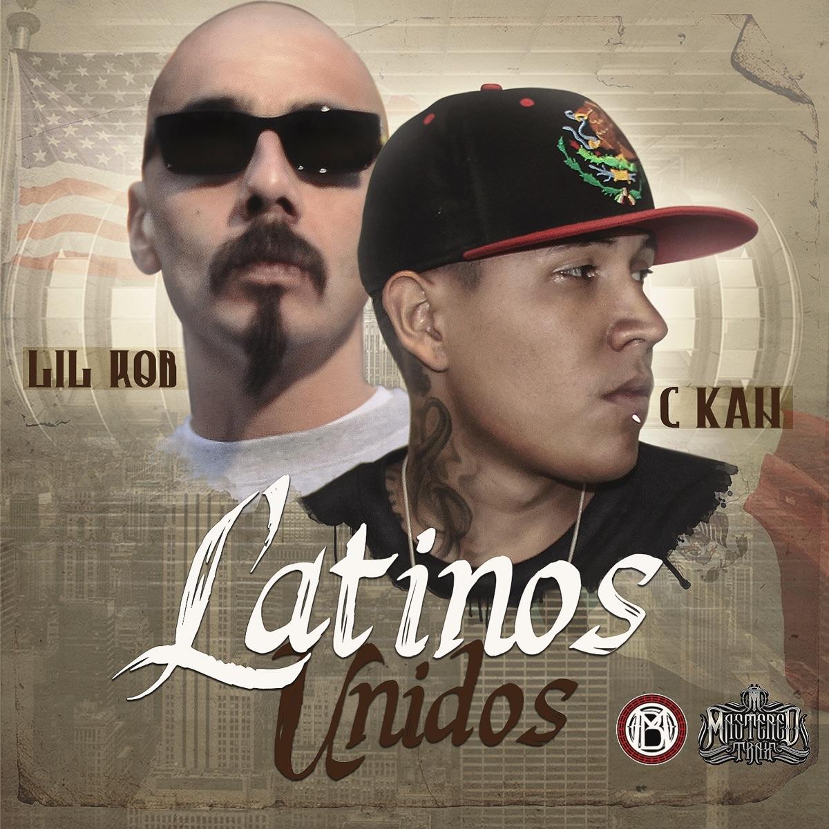 Latinos Unidos Album Cover by C-Kan