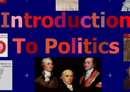 Introduction to Politics 2310