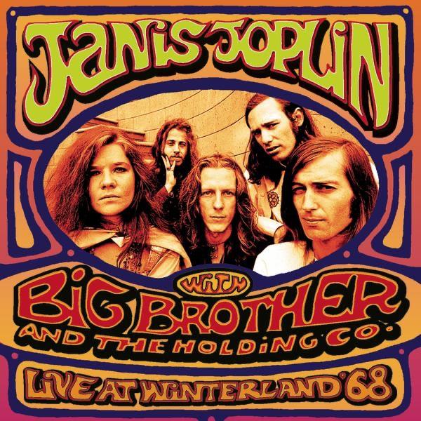 Janis Joplin Live At Winterland '68 - Big Brother & The Holding Company & Janis Joplin