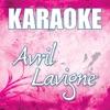 Karaoke: Avril Lavigne ジャケット写真