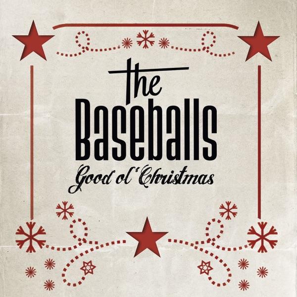 The Baseballs mit Rocking Around the Christmas Tree