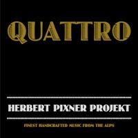 Herbert Pixner Projekt - Quattro artwork