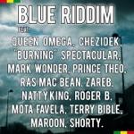 Queen Omega - Media's Corruption (Blue Riddim)
