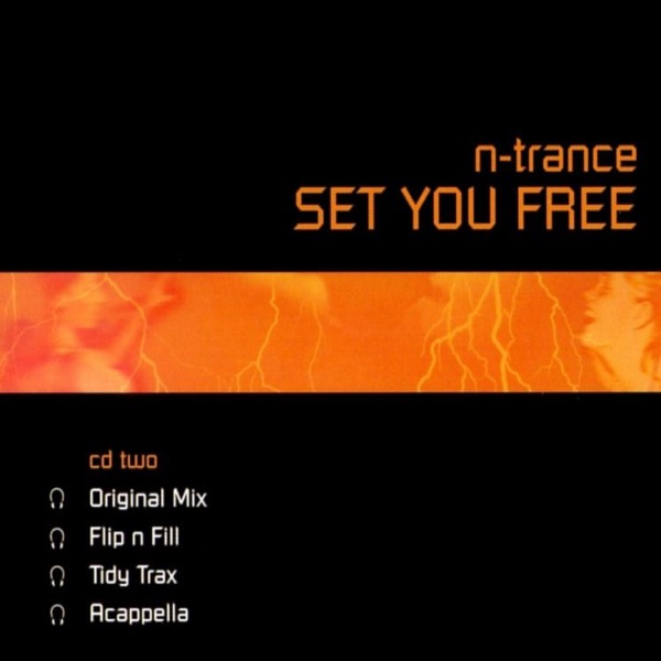 Cover art for Set You Free