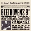 Beethoven Symphony No 9 In D Minor Op 125 Choral
