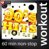 90's Hits Remixed (60 Minute Non-Stop Workout Mix), Power Music Workout