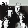 Asia - 20th Century Masters  The Millennium Collection The Best of Asia Album