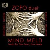 ZOFO Duet - 6 Epigraphes antiques: No. 1. Pour invoquer Pan
