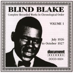 Blind Blake - Come On Boys Let's Do That Messin' Around (Take 2)