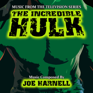 Joe Harnell - The Incredible Hulk (Music from the Television Series)