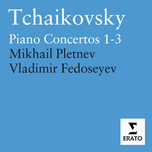 Mikhail Pletnev, Philharmonia Orchestra & Mikhail Pletnev - Tchaikovsky: Piano Concertos Nos. 1-3 & Concert Fantasy