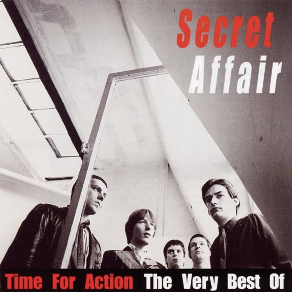 Secret Affair - Time For Action