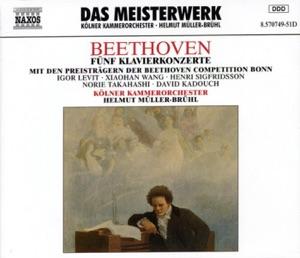 Beethoven: Piano Concertos Nos. 1-5 Mp3 Download