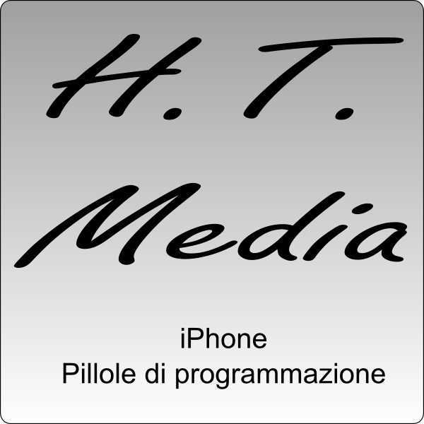 HTMedia.it - Pillole di programmazione per iPhone