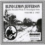 Blind Lemon Jefferson - Sunshine Special
