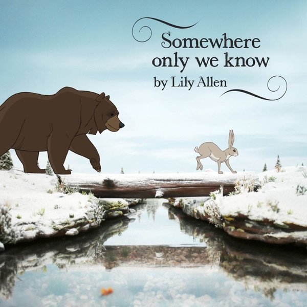 Cover art for Somewhere Only We Know