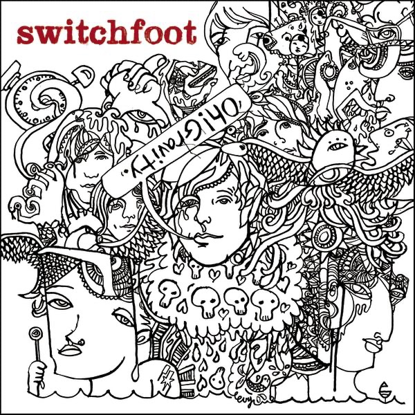 Oh! Gravity  Album Cover by Switchfoot
