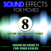 Sound Effects for Movies. Sounds Resources for Your Videos, Vol. 8 Nature and Animal Sound